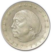 10 Mark (Käthe Kollwitz) – reverse