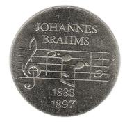 5 Mark (Johannes Brahms) – reverse