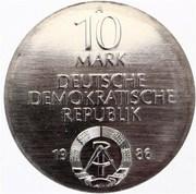 10 Mark (Charité Berlin) – obverse