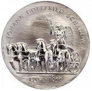 10 Mark (Johann Gottfried Schadow) – reverse
