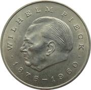 20 Mark (Wilhelm Pieck) – reverse