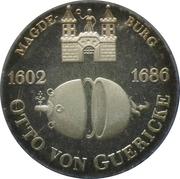 10 Mark (Otto von Guericke) – reverse