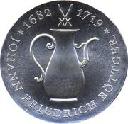 10 Mark (Johann Friedrich Böttger) – reverse