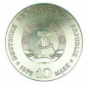 10 Mark (Albert Schweitzer) – obverse