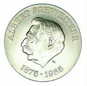 10 Mark (Albert Schweitzer) – reverse