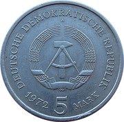 5 Mark (City of Meißen) – obverse