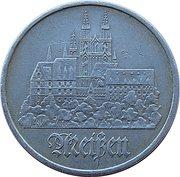 5 Mark (City of Meißen) – reverse