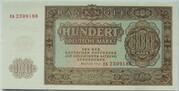 100 Deutsche Mark – obverse