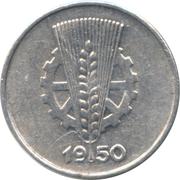 1 Pfennig – obverse
