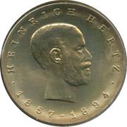 5 Mark (Heinrich Hertz) – reverse
