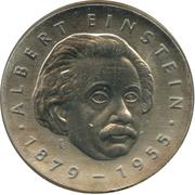 5 Mark (Albert Einstein) – reverse