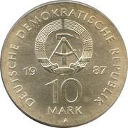 10 Mark (Schauspielhaus Berlin) – obverse