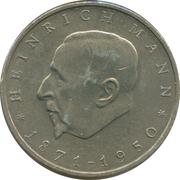 20 Mark (100th Anniversary - Birth of Heinrich Mann) – reverse