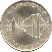 20 Mark (Ernst Abbe) – reverse