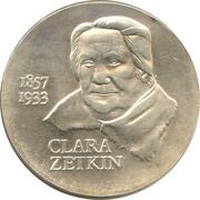 20 Mark (Clara Zetkin) – reverse