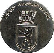 Token - Berlin (Friedrich II) – reverse