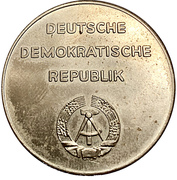 Token - Leipzig (Altes Rathaus) – reverse