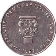 Token - Der Dom zu Naumburg – reverse