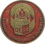 Medal - DEFA  – obverse