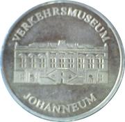 Verkehrsmuseum Johanneum (Dresden) – obverse