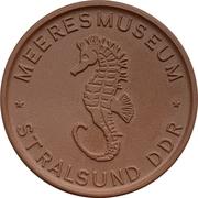 Medal - Maritime museum Stralsund – obverse