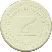 Medal - Schiffbaumuseum Rostock – obverse