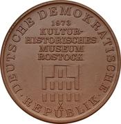 Medal - Kulturhistorisches Museum Rostock – obverse