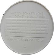 Medal - 25 Jahre Deutsche Demokratische Republik – obverse