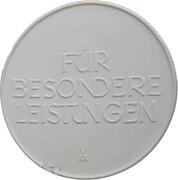 Medal - For special services (Bernau) – reverse