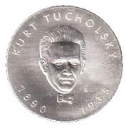 5 Mark (Kurt Tucholsky) – reverse