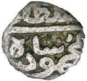 1 Falus - Mahmud Shah bin Muhammad (Dar al-Mulk Dehli) -  obverse