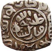 12 Gani - Qutb-ud-Din Mubarak – obverse