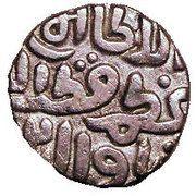 1 Jital - Chaugani - Qutb-al-Din Mubarak – obverse
