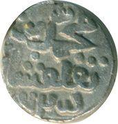 ½ Tanka - Muhammad bin Tughluq – reverse