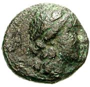 Bronze Æ9 – obverse
