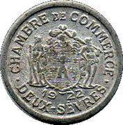 10 Centimes (Deux-Sèvres) – obverse