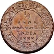 ¼ Anna - Victoria [Narayan Rao] – reverse