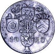 10 Pfennig - Dieburg – obverse