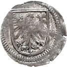 1 Vierling - Rudolf VIII – reverse
