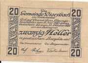 20 Heller (Diersbach) -  reverse