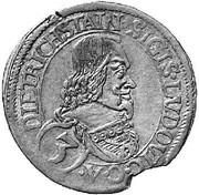 3 Kreuzer - Sigismund Ludwig – obverse