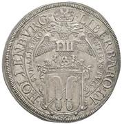 1 Thaler - Sigismund Ludwig -  reverse