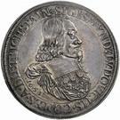 1 Thaler - Sigismund Ludwig – obverse