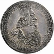 1 Thaler - Sigismund Ludwig -  obverse
