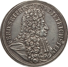1 Thaler - Ferdinand Joseph – obverse