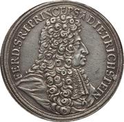 1 Thaler - Ferdinand Joseph -  obverse