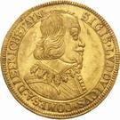 1 Ducat - Sigismund Ludwig – obverse