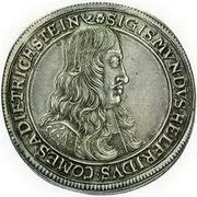 1 Thaler - Sigismund Helfried – obverse