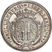 1 Thaler - Sigismund Helfried – reverse