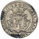 1 Kreuzer - Sigismund Lugwig – reverse